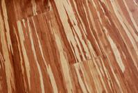 tiger stripe strand woven bamboo flooring