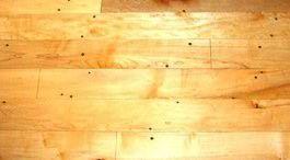 antique maple flooring